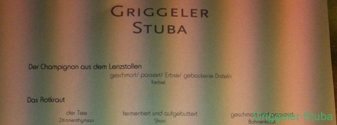 griggeler-stuba
